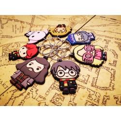 Porte clés Luna Harry Potter