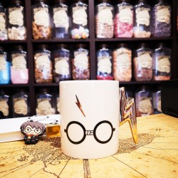 Mug éclair Harry Potter