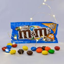M&M's Pretzel - Produit américain de Mr Sweet