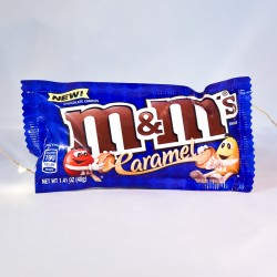 M&M's Caramel coulant
