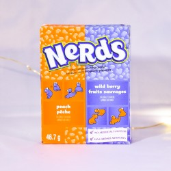 Nerds Pêche & Fruits sauvages - Mr Sweet