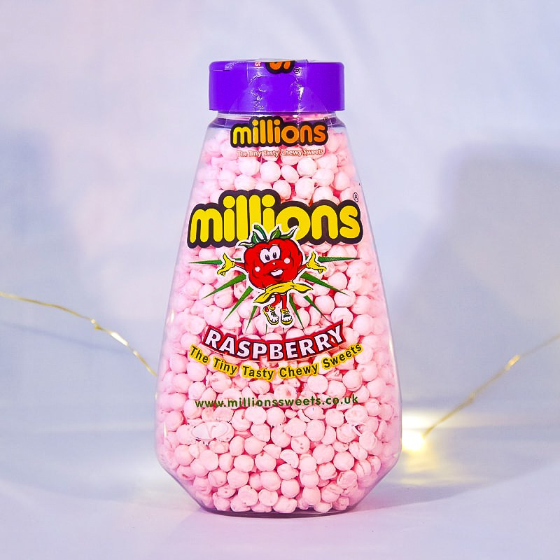 Millions Taper Framboise - Mr Sweet