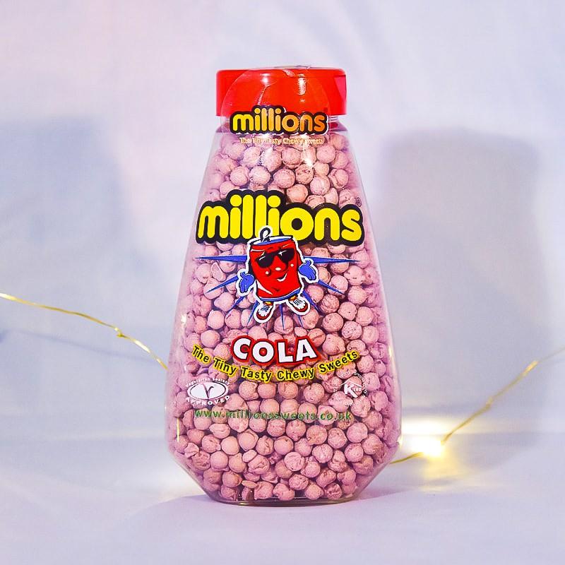 Millions Taper Cola - Mr Sweet