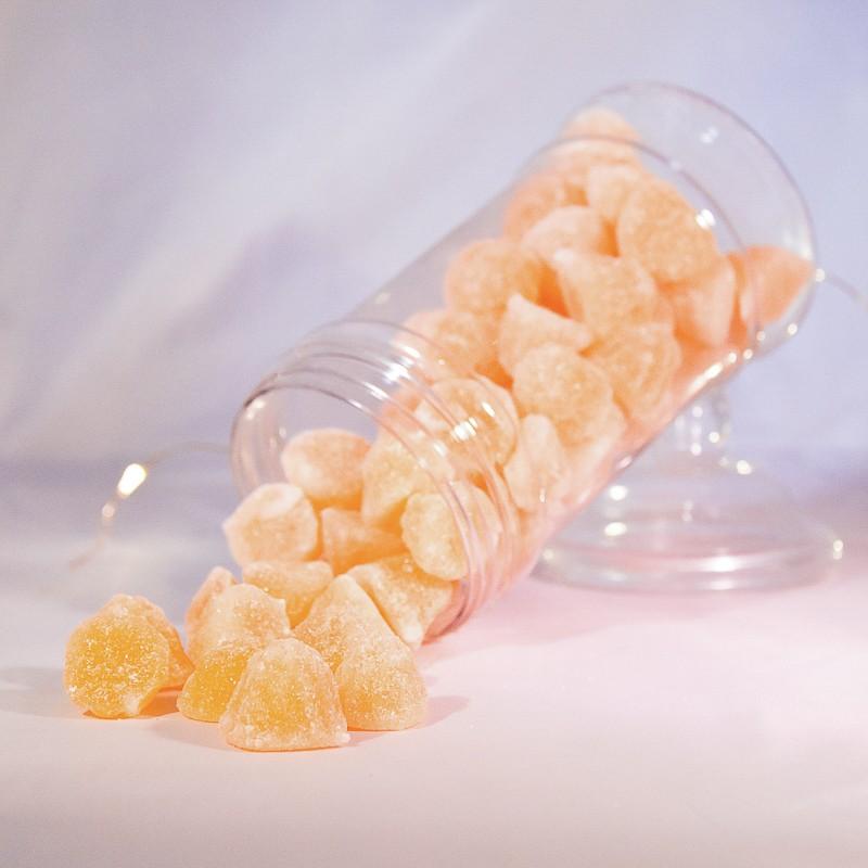 Pâtes de fruits Bergamotte - Mr Sweet