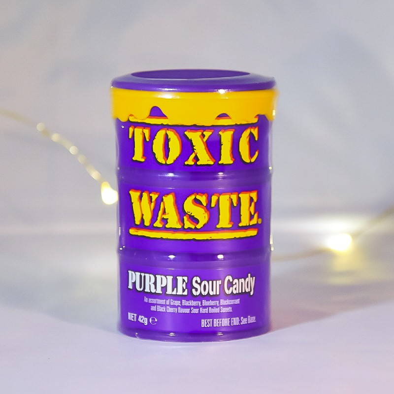 Toxic Waste - Mr Sweet