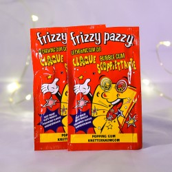 2 Frizzy Pazzy Fraise - Mr Sweet