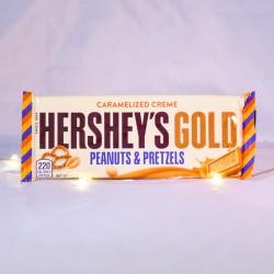 Hershey's Cacahuètes & Bretzels - Chocolat - Mr Sweet