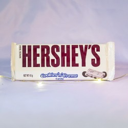 Hershey's Cookies N'Creme - Chocolat - Mr Sweet