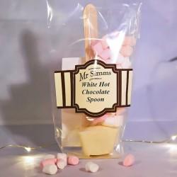 Cuillère chocolat blanc - Chocolat - Mr Sweet