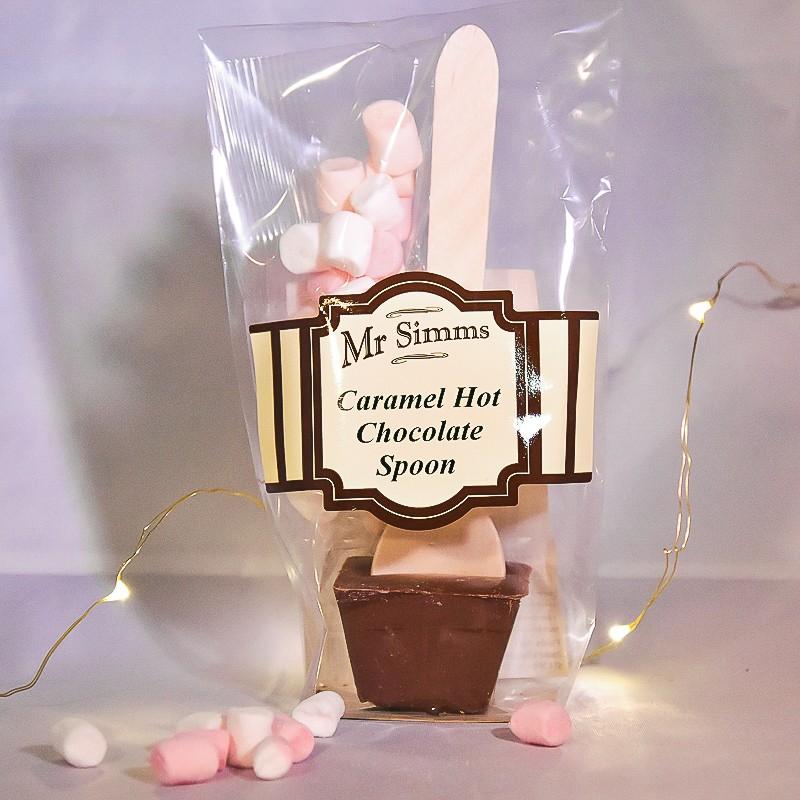 Cuillère chocolat au lait caramel - Chocolat - Mr Sweet