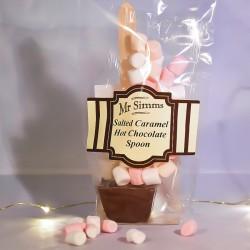 Cuillière chocolat au lait caramel salé - Chocolat - Mr Sweet
