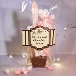 Cuillère chocolat au lait Whiskey - Mr Sweet