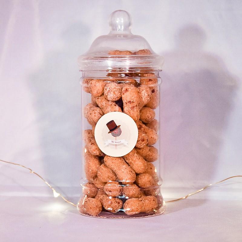 Cacahuètes sucrées - Bonbon à l'ancienne chez Mr Sweet
