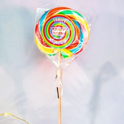 Sucette géante tutti-frutti - Bonbon à l'ancienne - Mr Sweet