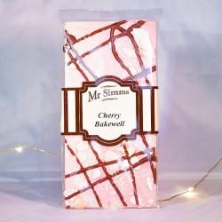 Tablette de chocolat façon Clafoutis cerise - Chocolat Mr Sweet