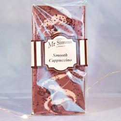 Tablette de chocolat façon Cappuccino - Chocolat Mr Sweet