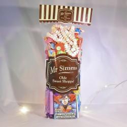 Large Retro Bag - Idées cadeaux - Bonbons Mr Sweet