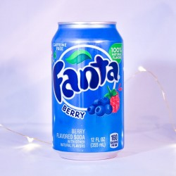 Fanta Fruits Rouges - Sodas américains - Mr Sweet