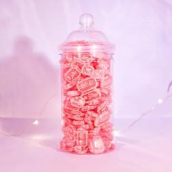 Bonbons à l'ancienne au coquelicot - Mr Sweet