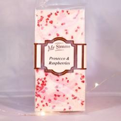 Tablette Framboise Prosecco