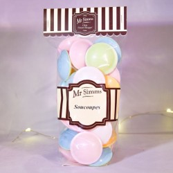 Petit sachet de soucoupes - Mr Sweet
