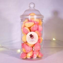 Bonbons poire et crème anglaise - Mr Sweet