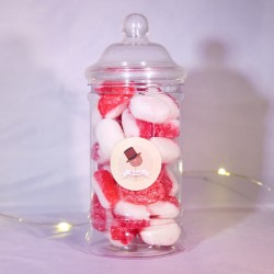 Bonbons fraise & crème anglaise - Mr Sweet