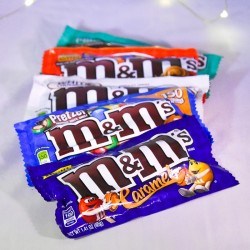 Pack m&m's Américains 5 saveurs - Mr Sweet