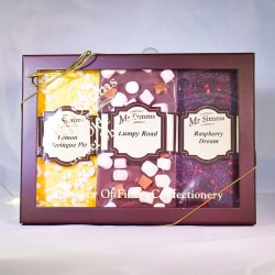 Coffrets tablettes chocolat - Mr Sweet