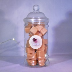 Caramel fudge au sel de mer - Mr Sweet