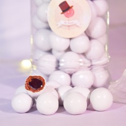 Réglisse enrobée chocolat - Mr Sweet