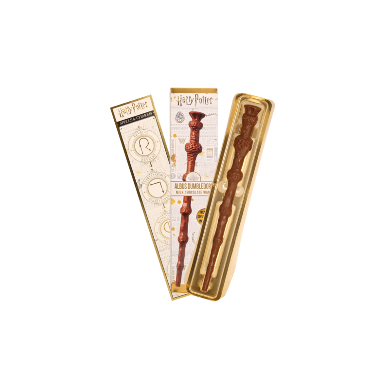 Baguette en chocolat Dumbledore - Harry Potter - Mr Sweet