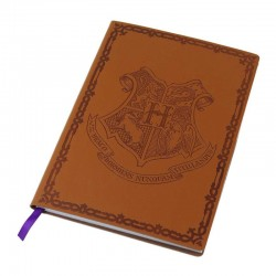 Carnet de notes Harry Potter A5 - Mr Sweet