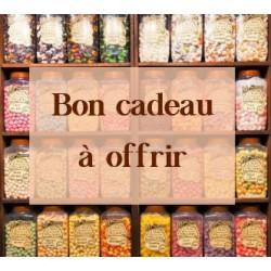 Carte cadeau Mr Sweet