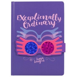 Carnet Luna Lovegood Harry Potter - Mr Sweet