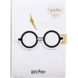 Carnet Harry Potter A5 avec...