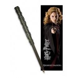 Kit Stylo baguette marque page Hermione Granger  Harry Potter - Mr Sweet