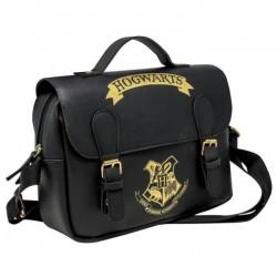 Sacoche noire - Harry Potter