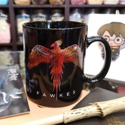Mug thermoréactif Fumseck Harry Potter - Mr Sweet
