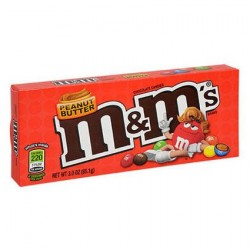 M&M's Peanut Butter Box - Mr Sweet