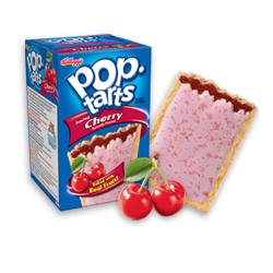 Pop Tarts Cerise