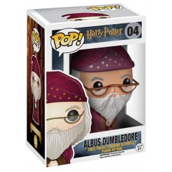 Figurine POP n°4 Dumbledore