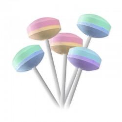 Sucettes poudre - Bonbons à l'ancienne - Mr Sweet