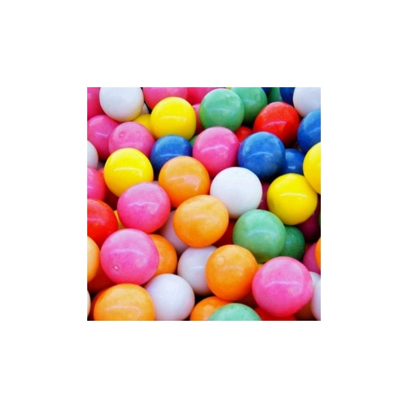 Billes de Chewing-gum - Bonbons à l'ancienne - Mr Sweet