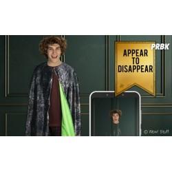 Cape d'invisibilité Harry Potter- Mr Sweet