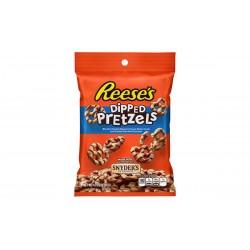 Bretzels enrobés de chocolat Reese's