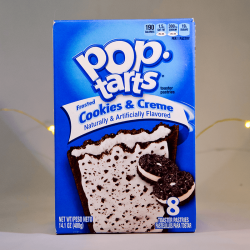 Pop Tart's Cookies & Creme - Mr Sweet