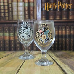 Verre à bière thermoréactif Poudlard - Harry Potter - Mr Sweet