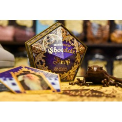 Réplique officielle Chocogrenouille Harry Potter - Mr Sweet