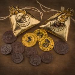 Moule à pièces en or Gringotts Harry Potter - Mr Sweet
